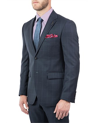 2B SB SV WOOL NOTCH LAPEL JACKET