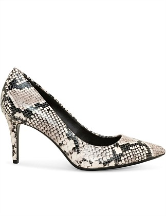 Gayle Two Tone Snake Pump