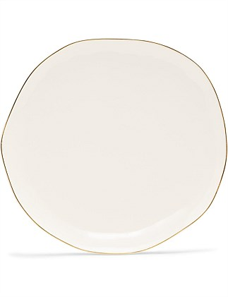 David Jones Christmas Dinner Plate 26cm
