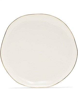 David Jones Christmas Side Plate 21cm