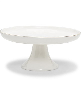 David Jones Christmas Cake Stand 26cm
