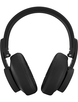 NEW YORK WIRELESS HEADPHONES Black