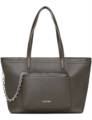 BEVERLY TOTE WITH DETATCHABLE CLUTCH BAG