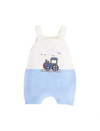 Louis Train Bodysuit(NB-9M)