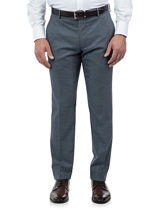 FLAT FRONT TAILORED FIT TROUSER