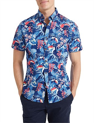 Toucan Short Sleeve Shirt