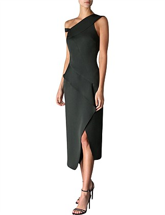 IVY SUITING JOURNEY DRESS