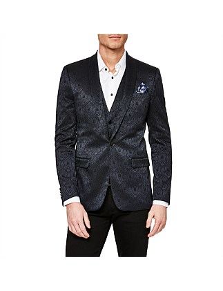 Piavon Slim Stretch Tailored Jacket