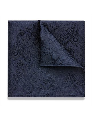 Ravello Silk Pocket Square