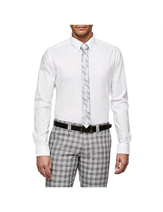 Remiti Slim Stretch Fit Dress Shirt