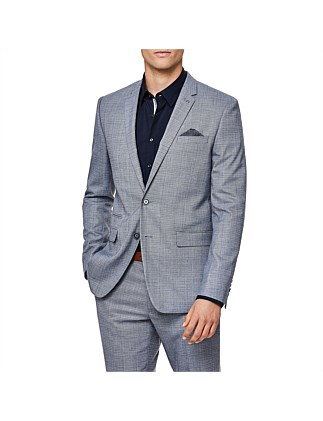 Balvano Slim Fit Tailored Suit Jacket