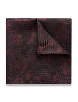 Barzio Silk Pocket Square