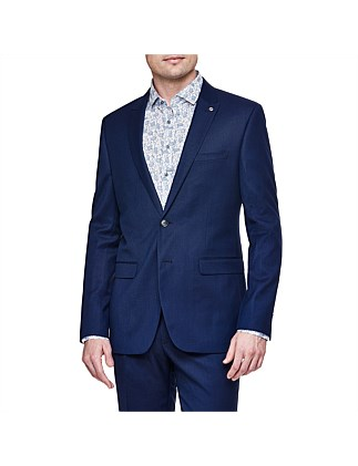 Covelo Slim Stretch Tailored Suit Jacket