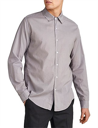 Folded Collar Shirt