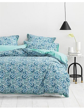 Lee Hall Queen Bed Quilt Cover Set