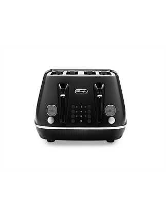 CTIN4003BK Distinta Moments 4 Slice Toaster - Black