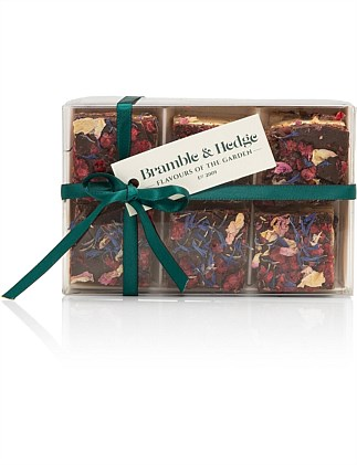 Juniper Berry Nougat Gin Jelly 6 Piece Box 180g