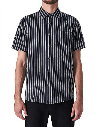 SHARP STRIPE SS SHIRT