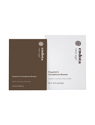 Endota Powerful C Complexion Booster 1ml sachet (15pack)