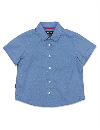 Tight Polka S/S Shirt (Boys 0-2)