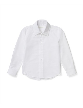 Pinpoint Oxford Shirt (Boys 3-7)