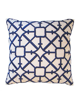 Valencia Embriodered Cushion