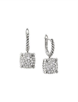 11MM CHATELAINE DROP EARRING DI SIL