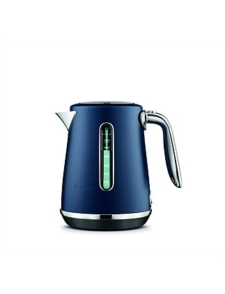 BKE735DBL the Soft Top Luxe Kettle - Damson Blue