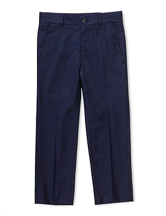 Twill Suit Pant (Boys 3-7)
