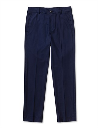 Twill Suit Pant (Boys 8-16)