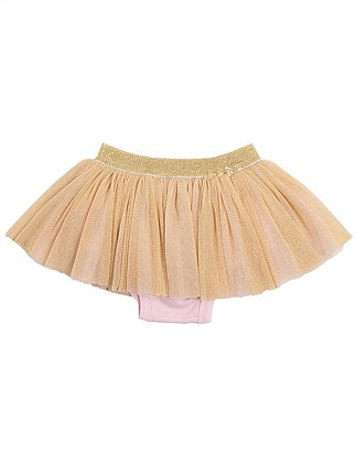 Stay Gold Skirt