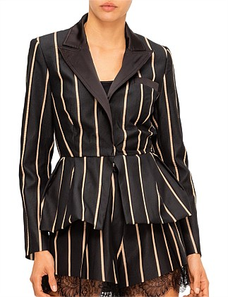 Tailoring Stripe JACKET