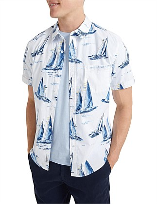 Yacht Short Sleeve Shirt