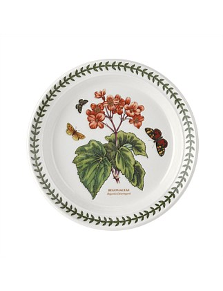 Begonia Plate
