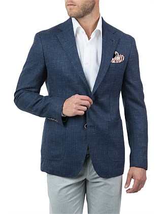 HALF LINED SPORTS  JACKET