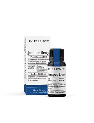 JUNIPER BERRY Pure Essential Oil 8ml