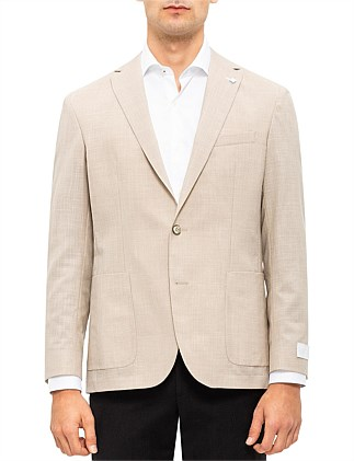 Air Modern Fit Angelico Wool blend Jacket SET1