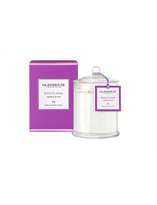 Barcelona 350g Triple Scented Candle