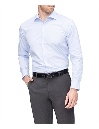 L/S COTTON BUSINESS SHIRT SLIM FIT