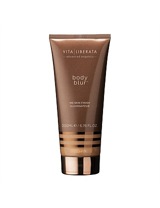 Body Blur Instant HD Skin Finish Latte 200ml