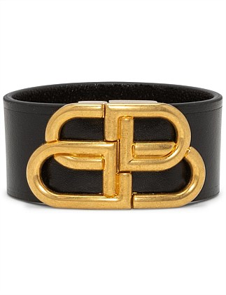 BB LEATHER BRACELET