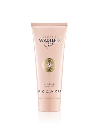 Wanted Girl Shower Milk 200ml