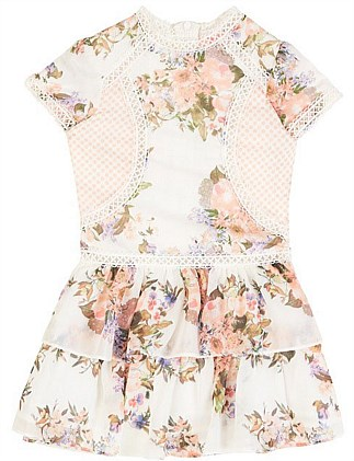 Daisy Floral Dress (Girls 3-7)