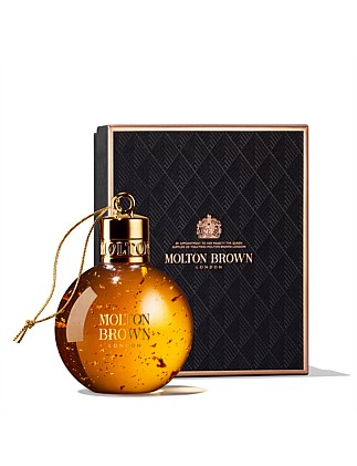 Mesmerising Oudh Accord & Gold Festive Bauble 75ml