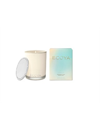ECOYA Madison Candle - Coconut Milk & Sea Salt 400g
