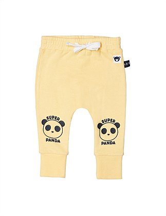 Super Panda Drop Crotch Pant (0-3 Months - 3 Years)