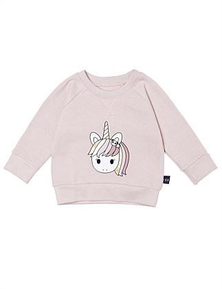 Unicorn Sweatshirt (3-6 Months - 2 Years)