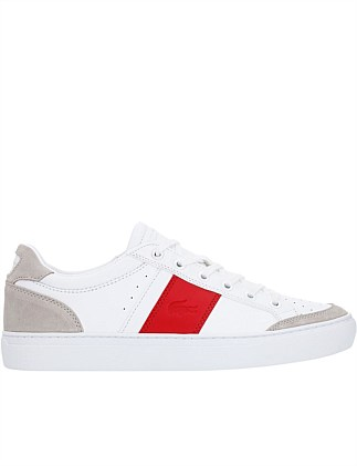 COURTLINE 319 1 US CMA CMA WHT/RED
