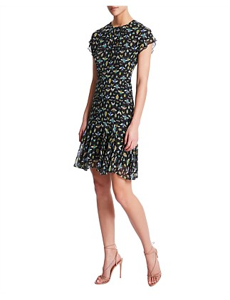 NELL BUG ESCAPE SILK GGT DRESS