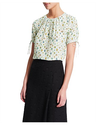 NELL BUG ESCAPE SILK CDC TOP